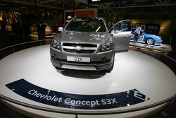 Chevrolet S3x Concept