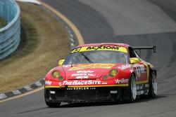 #43 Team Sahlen Porsche GT3 Cup: Wayne Nonnamaker, Joe Nonnamaker