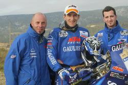 Team Gauloises KTM : Michel Gau