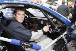 Volkswagen Motorsport departure in Wolfsburg: Dirk von Zitzewitz