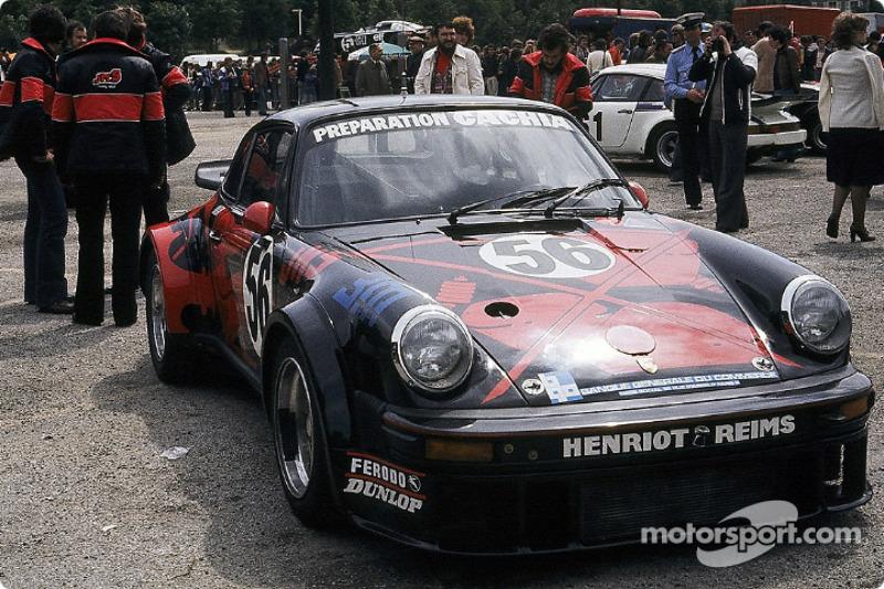#56 JMS Racing Team Porsche 934