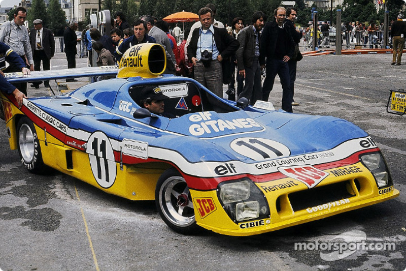 #11 Grand Touring Cars Inc. Mirage GR8 Renault