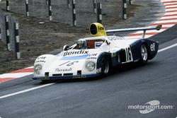 #16 Equipe de Chaunac Renault Alpine A442: Дидье Пирони, Рене Арну и Ги Фрекелен