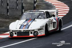 #41 Martini Racing Porsche 935: Rolf Stommelen, Manfred Schurti