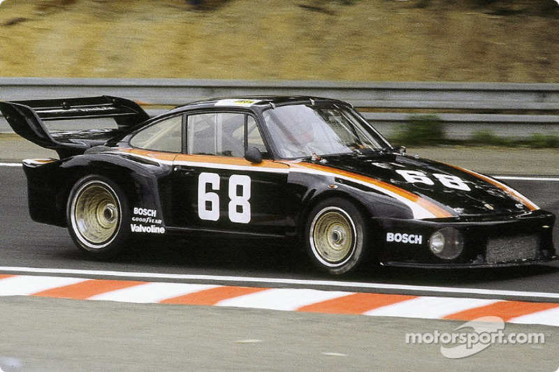 #68 Interscope Racing Porsche 935: Ted Field, Milt Minter, John Morton
