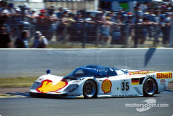 #35 Dauer 962 LM GT: Hans Stuck, Thierry Boutsen, Danny Sullivan