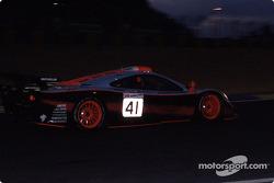 #41 Gulf Team Davidoff McLaren F1 GTR BMW: Pierre-Henri Raphanel, Jean-Marc Gounon, Anders Olofsson