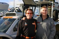 Ronn Bailey and Hervé Cotel