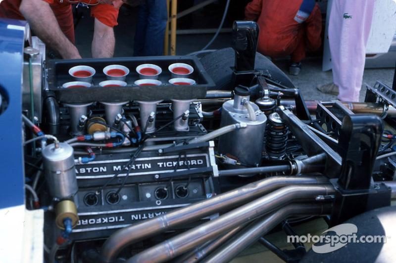 Aston Martin propulseur