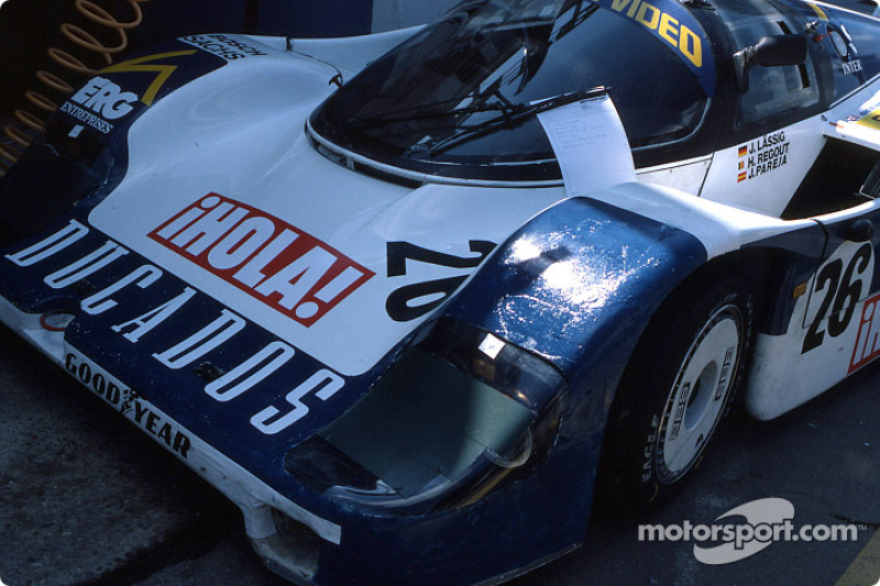 Obermaier Racing Team Porsche 956