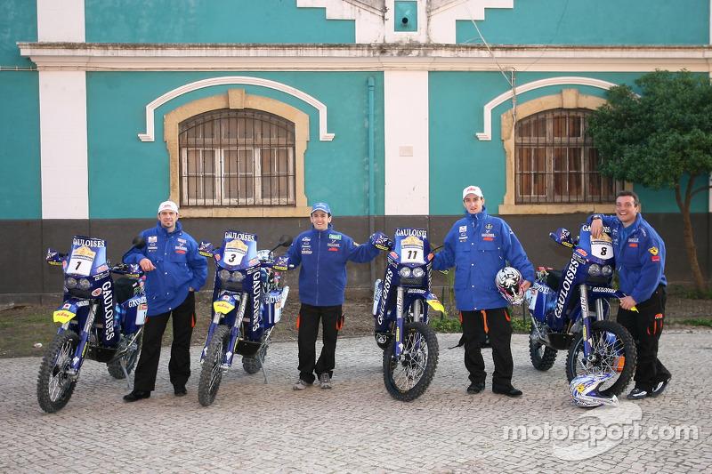 Team Gauloises KTM