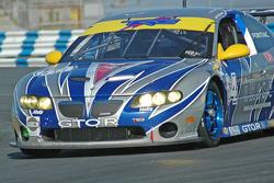 #64 TRG Pontiac GTO.R: Paul Edwards, Kelly Collins, Jan Magnussen, Andy Pilgrim