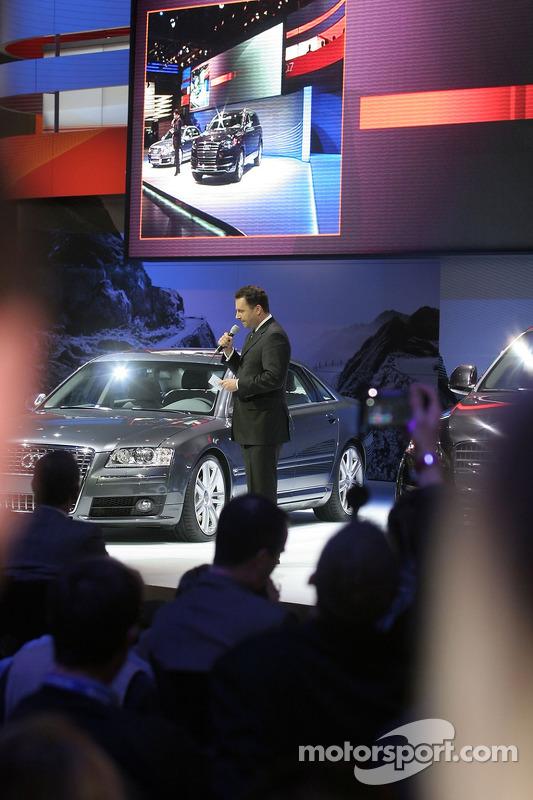 Présentation Audi