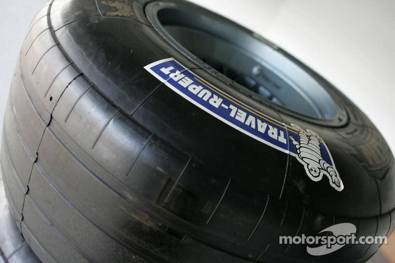 Llanta Michelin