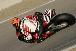 Laguna Seca January testing