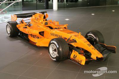 Präsentation: McLaren MP4-21
