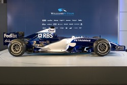 The new Williams FW28