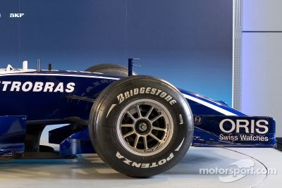 Williams FW28 launch