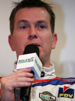 CITGO Racing press conference: Kevin McGarrity
