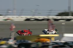 #78 Doran Racing Ford Doran: Raul Boesel, BJ Zacharias, Sébastien Bourdais, #12 Lowe's Fernandez Racing Pontiac Riley: Adrian Fernandez, Mario Haberfeld, Scott Sharp