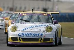 #86 Synergy Racing Porsche GT3 Cup: Don Kitch Jr., Chris Pennington, Don Gagne, Chris Pallis