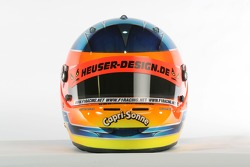 Helmet of Adrian Sutil