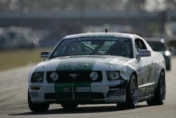 #3 Blackforest Motorsports Mustang GT: Fernando Scattolin, Scott Turner