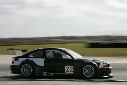 #22 Team PTG BMW M3: Joey Hand, Justin Marks