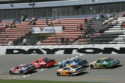 Mark Martin, Jeff Burton, Kurt Busch, Dale Jarrett and Sterling Marlin