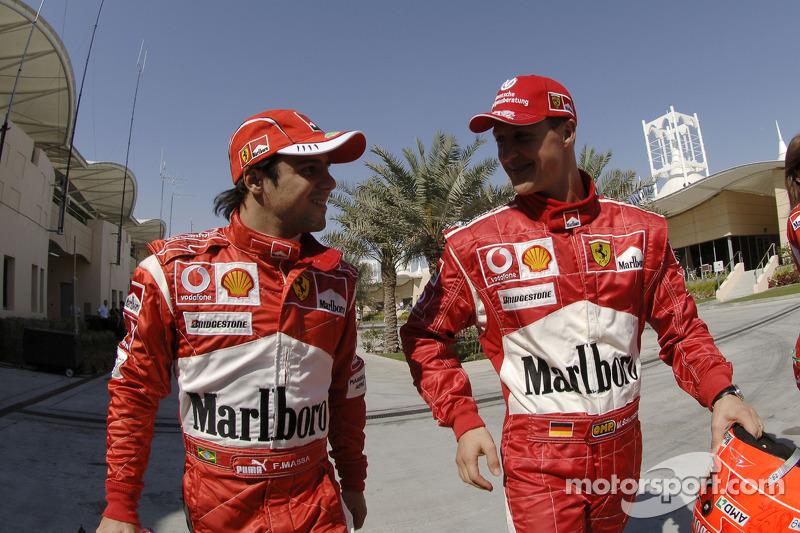 2006 – Феліпе Масса, Ferrari
