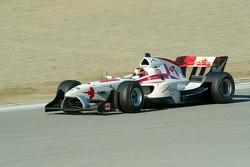 Team Canada driver Patrick Carpentier
