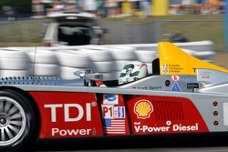 #2 Audi Sport North America Audi R10 TDI Power: Rinaldo Capello, Tom Kristensen, Allan McNish
