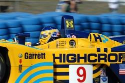 #9 Highcroft Racing Lola EX2579 AER: Duncan Dayton, Rick Knoop, Gregor Fisken