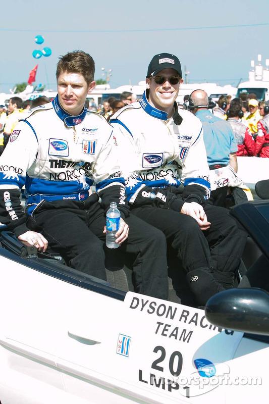Chris Dyson, Guy Smith