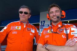 Federico Minoli and Livio Suppo