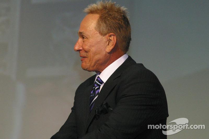 Kenny Bernstein accepte son introduction au Hall of Fame du Texas Motor Sport