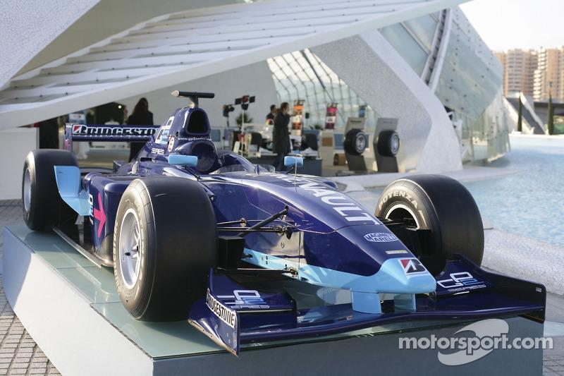 Voiture Renault GP2
