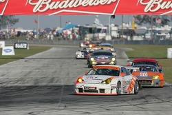 #78 J3 Racing Porsche 911 GT3 RSR: Spencer Pumpelly, Jep Thornton, Mark Patterson
