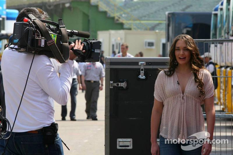 Tamara Ecclestone est la nouvelle représentante de Red Bull Racing