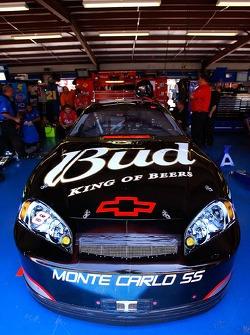 La Budweiser Chevrolet de Dale Earnhardt Jr.