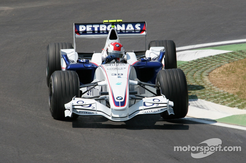 2006: BMW-Sauber F1.06