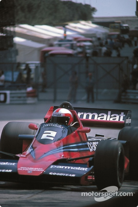 john watson brabham bt46 alfa romeo grand prix de monaco photos formule 1. Black Bedroom Furniture Sets. Home Design Ideas
