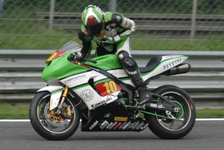 Superstock 600 Saturday race