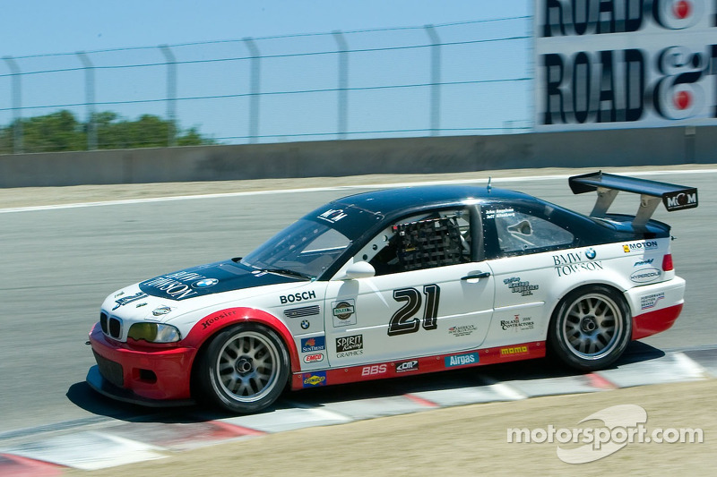 #21 Matt Connolly Motorsports BMW M3: Jeff Altenburg, John Angelone, Matt Connolly