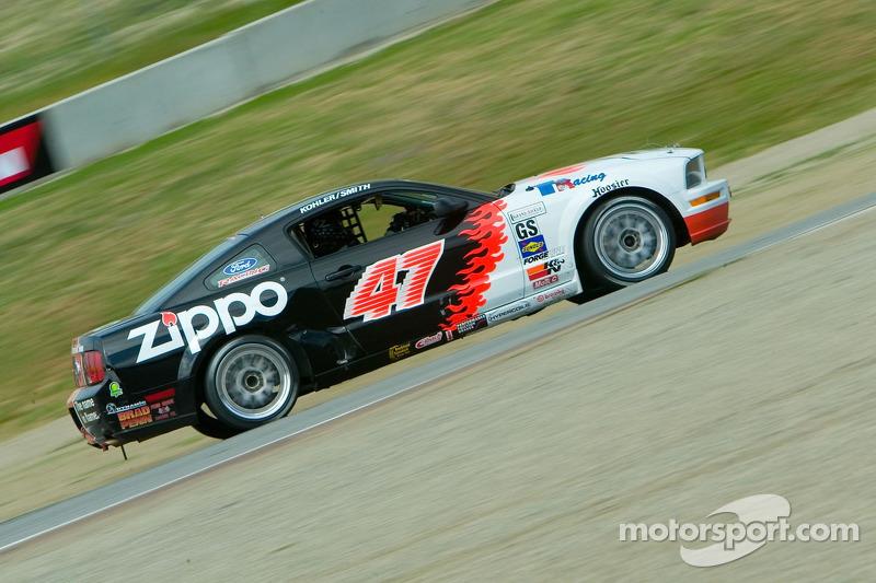 #47 TF Racing Mustang GT: Gary Smith, John Kohler