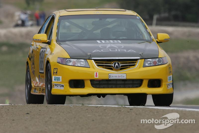 #188 i-MOTO Racing Acura TSX: Glenn Bocchino, Roger Foo