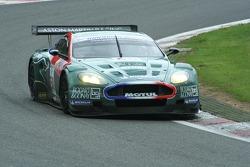 #50 Aston Martin Racing Larbre Aston Martin DBR9: Pedro Lamy, Gabriele Gardel, Vincent Vosse
