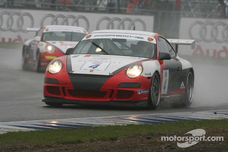 #4 SOFREV - Auto Sport Promotion Porsche 997 GT3 Cup: Mike Savary, Gabriel Balthazard