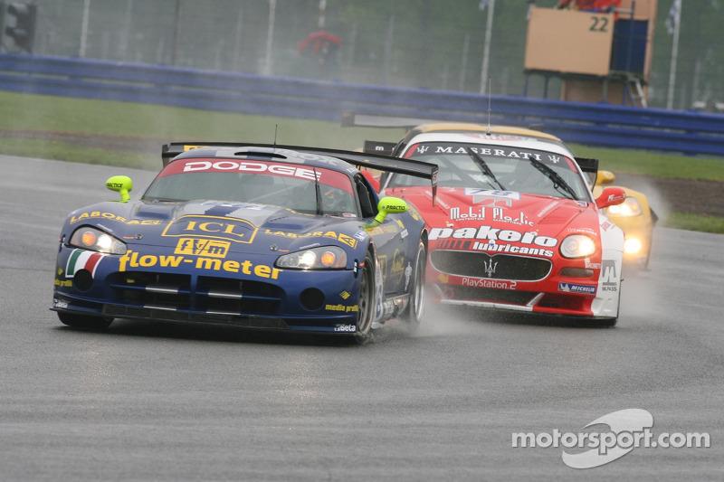 #26 Racing Box Dodge Viper Coupe: Marco Cioci, Stefano Zonca