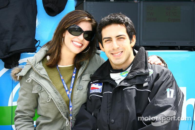 Jeff Simmons et Stephanie Soviar